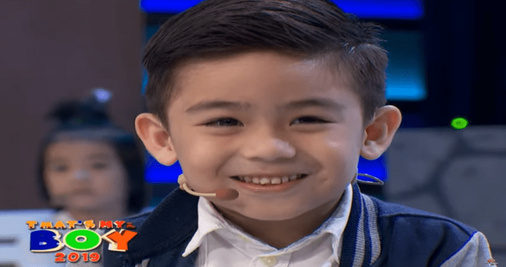 Little Teemee wants to be a Minister of Iglesia Ni Cristo
