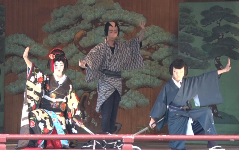 小鹿野歌舞伎 歌舞伎 三人吉三