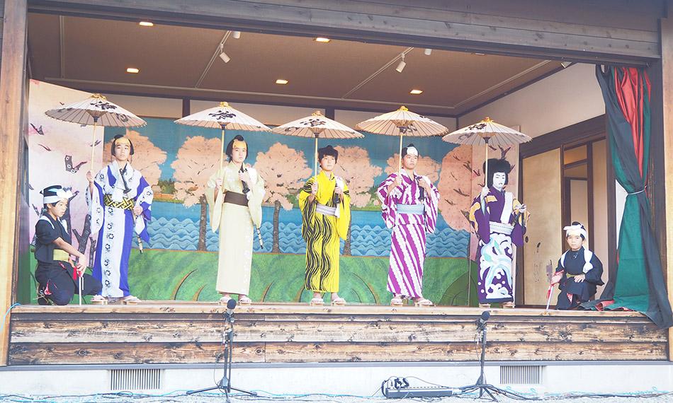 小鹿野子ども歌舞伎、小鹿野歌舞伎、OGANO,KABUKI,白浪五人男