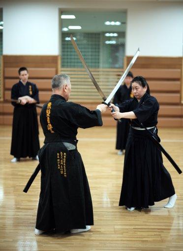 Staż w hombu MJER i Niden Ryu w Tokio