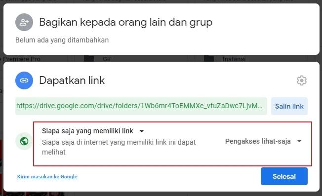 Tips Cara Memasukkan File Ke Link Google Drive Terbaru