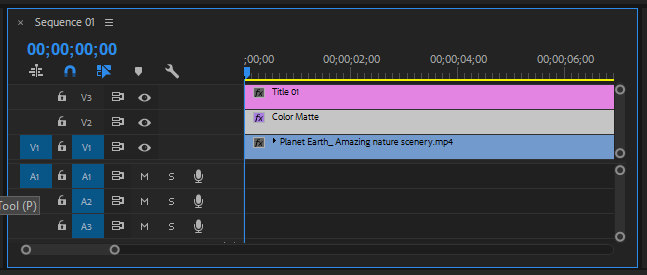 Cara Membuat Transparent Text di Adobe Premiere Pro