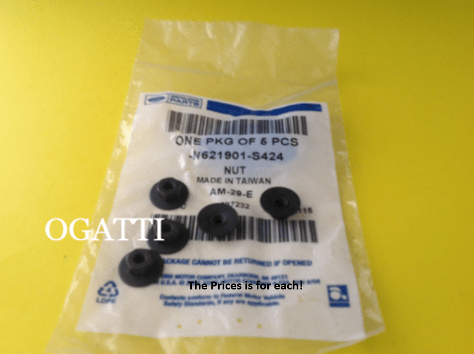 Brand New OEM NUT – HEX. N621901-S424 |N621901|