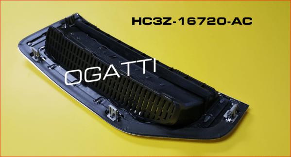 Brand New OEM NAME PLATE HC3Z-16720-AC |16720|