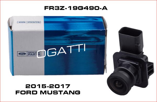 Brand New OEM CAMERA – PARKING FR3Z-19G490-A  19G490 