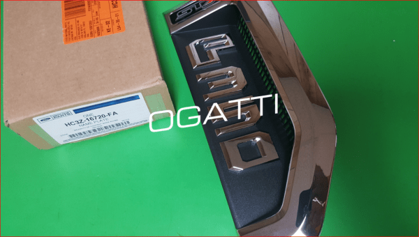 Brand New OEM NAME PLATE HC3Z-16720-FA |16720|