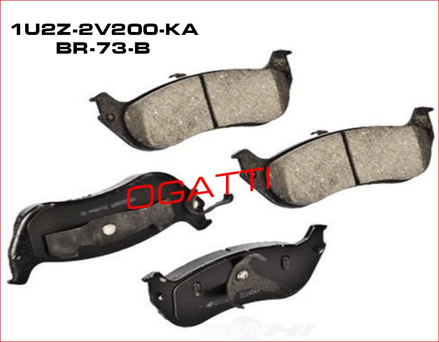 Brand New OEM KIT – BRAKE SHOE AND LINING 1U2Z-2V200-KA |2V200|