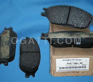 14D803M BRAND NEW MOTORCRAFT OEM FRONT BRAKE PADS 1999-2003 FORD WINDSTAR