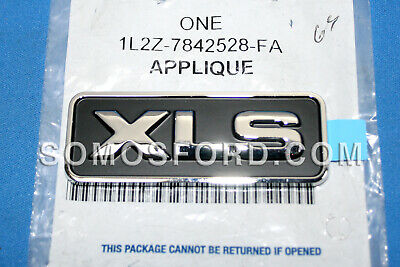 Brand New OEM NAME PLATE 1L2Z-7842528-FA |7842528|