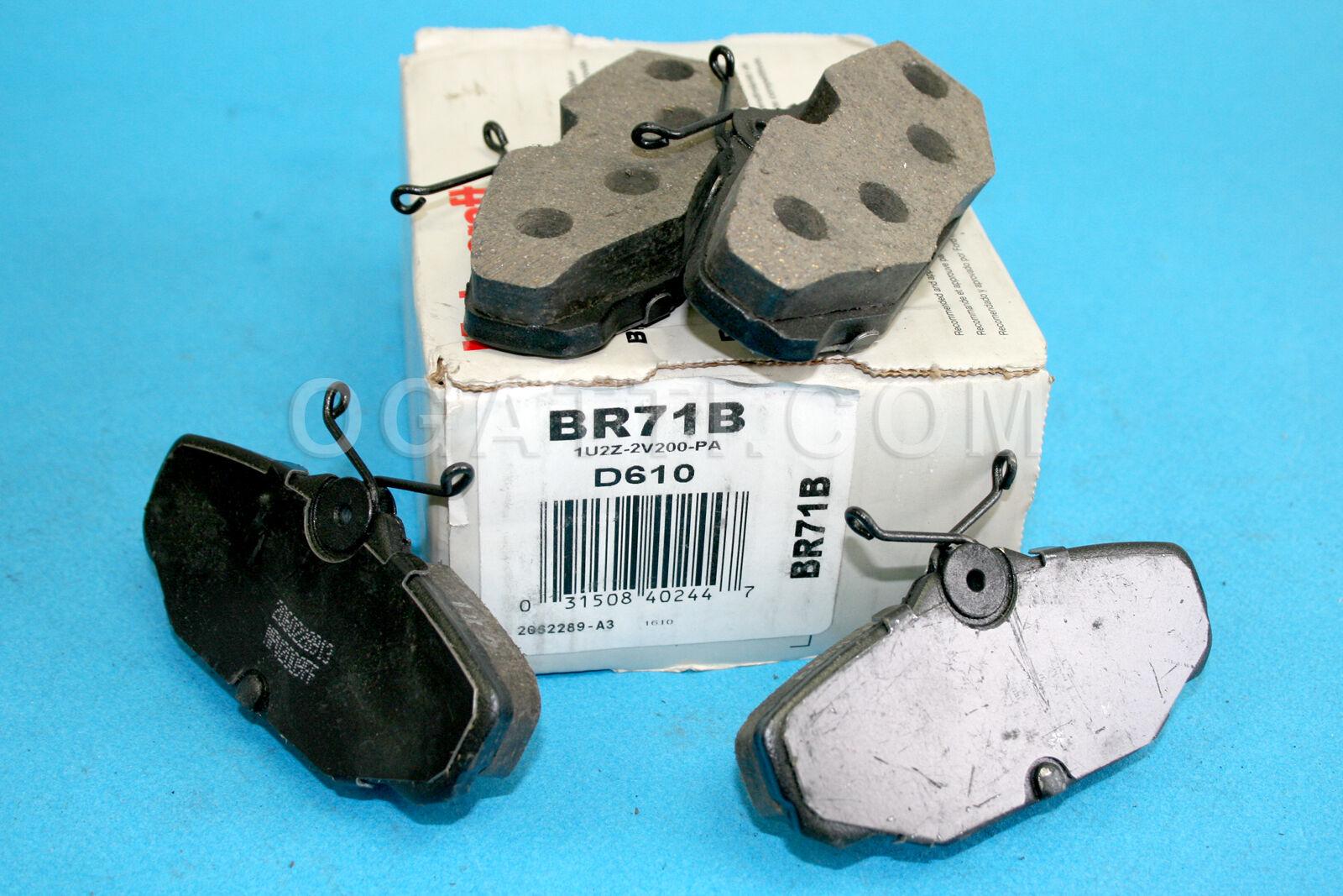 Brand New OEM KIT – BRAKE SHOE AND LINING 1U2Z-2V200-PA |2V200|