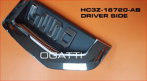 Brand New OEM NAME PLATE HC3Z-16720-AB  16720 