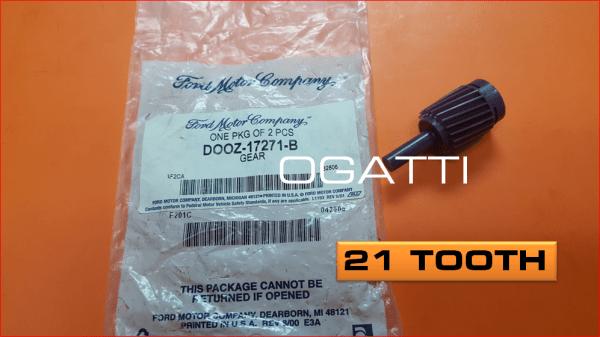 Brand New OEM GEAR – DRIVEN DOOZ-17271-B  17271 