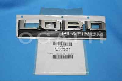 Brand New OEM NAME PLATE FL3Z-16720-T |16720|