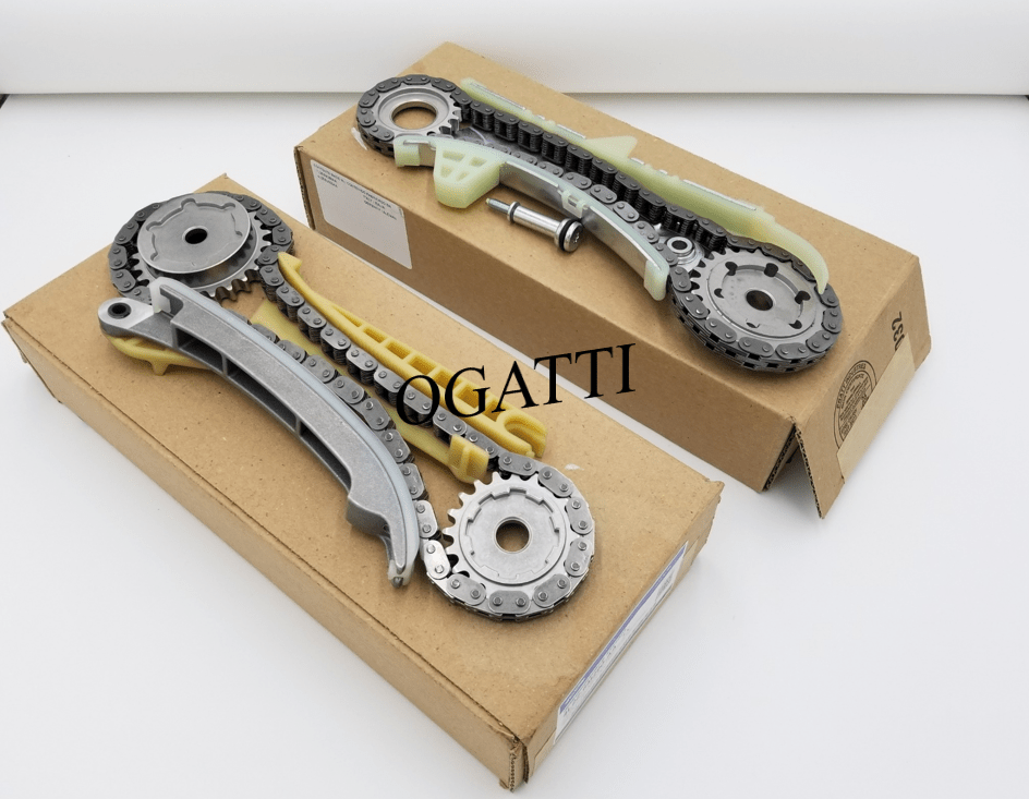 BRAND NEW OEM CASSETTE TIMING CHAIN REAR RH – FRONT LH 4.0L, 2 PIECES ENGINE REPAIR KIT (OG-60-4.0L-2-3)