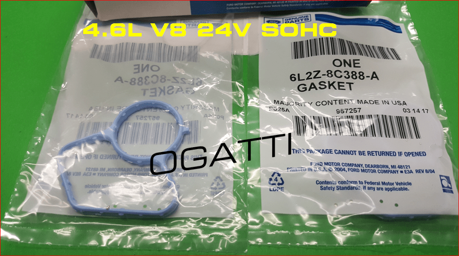 Brand New OEM GASKET 6L2Z-8C388-A |8C388|