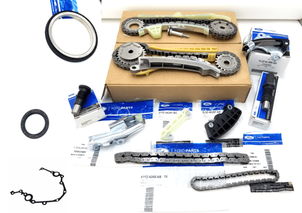 Brand New OEM Timing Chain 4.0L, 13 Pieces Engine Repair Kit (OG-60-4.0L-13-2)
