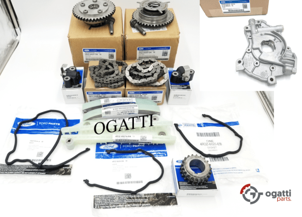 Brand New OEM Timing Chain 4.6L, 15 Pieces Engine Repair Kit (OG-60-4.6L-15-1)