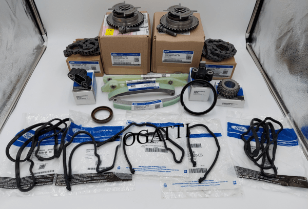 Brand New OEM Timing Chain 4.6L, 18 Pieces Engine Repair Kit (OG-60-4.6L-18-1)