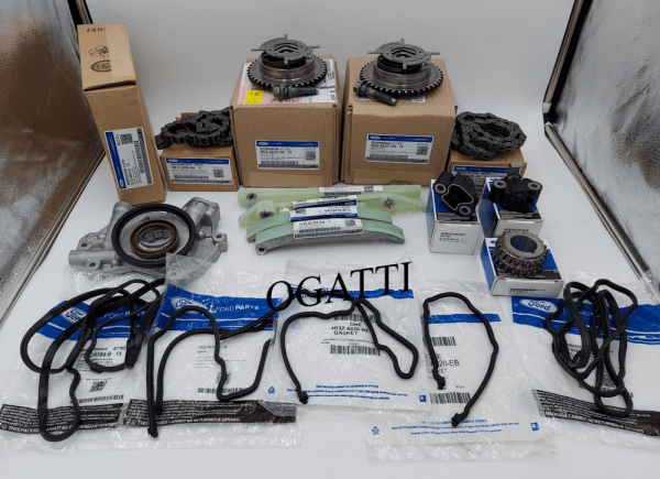Brand New OEM Timing Chain 4.6L, 19 Pieces Engine Repair Kit (OG-60-4.6L-19-1)