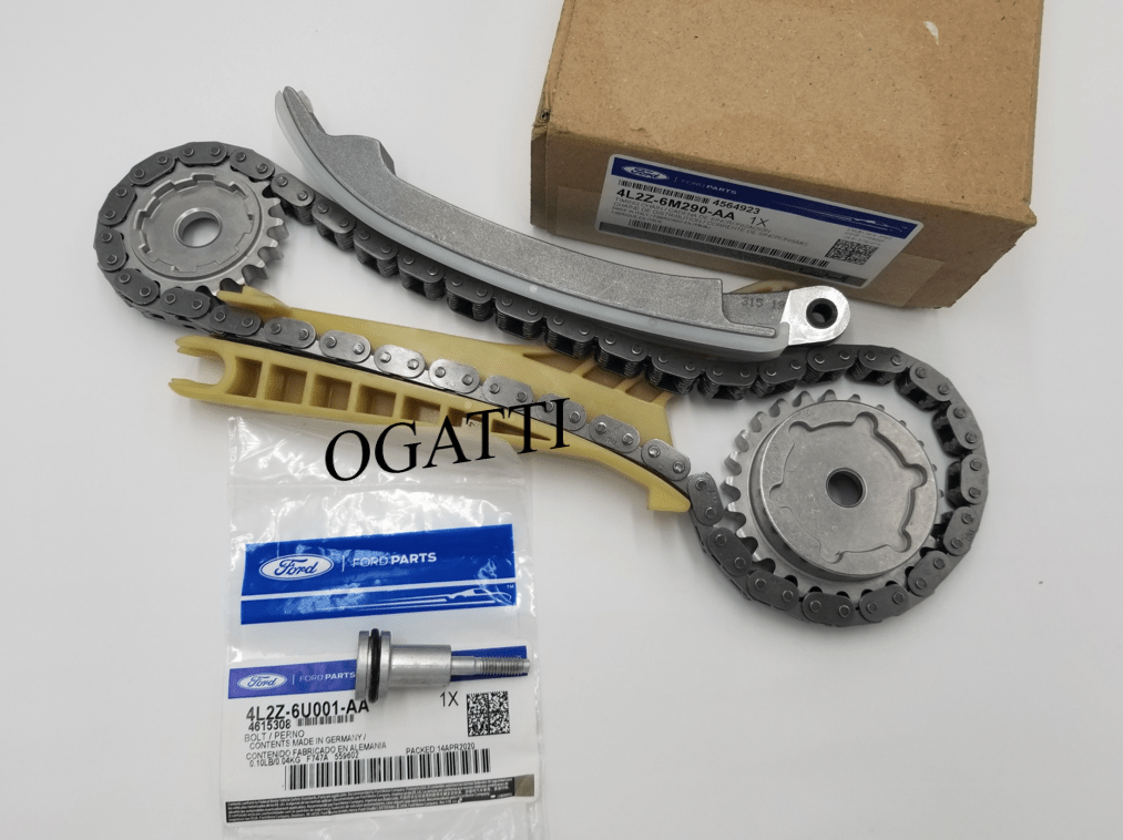 BRAND NEW OEM CASSETTE TIMING CHAIN AND  BOLT SPECIAL CASSEETTE REAR LH 4.0L, 2 PIECES ENGINE REPAIR KIT (OG-60-4.0L-2-5)