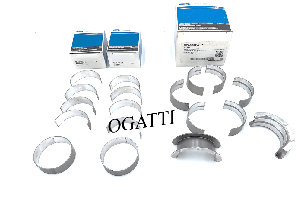 Brand New OEM Bearing Crankshaft And Connecting Rod Kit 4.0L, 13 Pieces  (OG-60-4.0L-13-1)