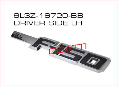 Brand New OEM NAME PLATE 9L3Z-16720-BB |16720|