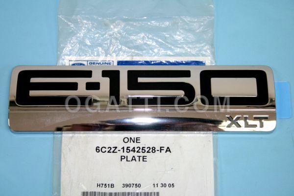 Brand New OEM NAME PLATE 6C2Z-1542528-FA  1542528 