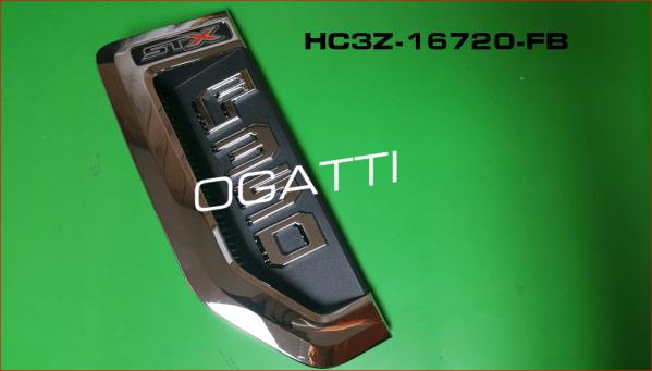 Brand New OEM NAME PLATE HC3Z-16720-FB |16720|