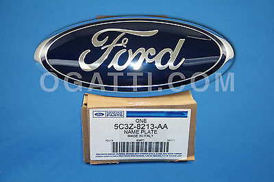 Brand New OEM NAME PLATE 5C3Z-8213-AB |8213|