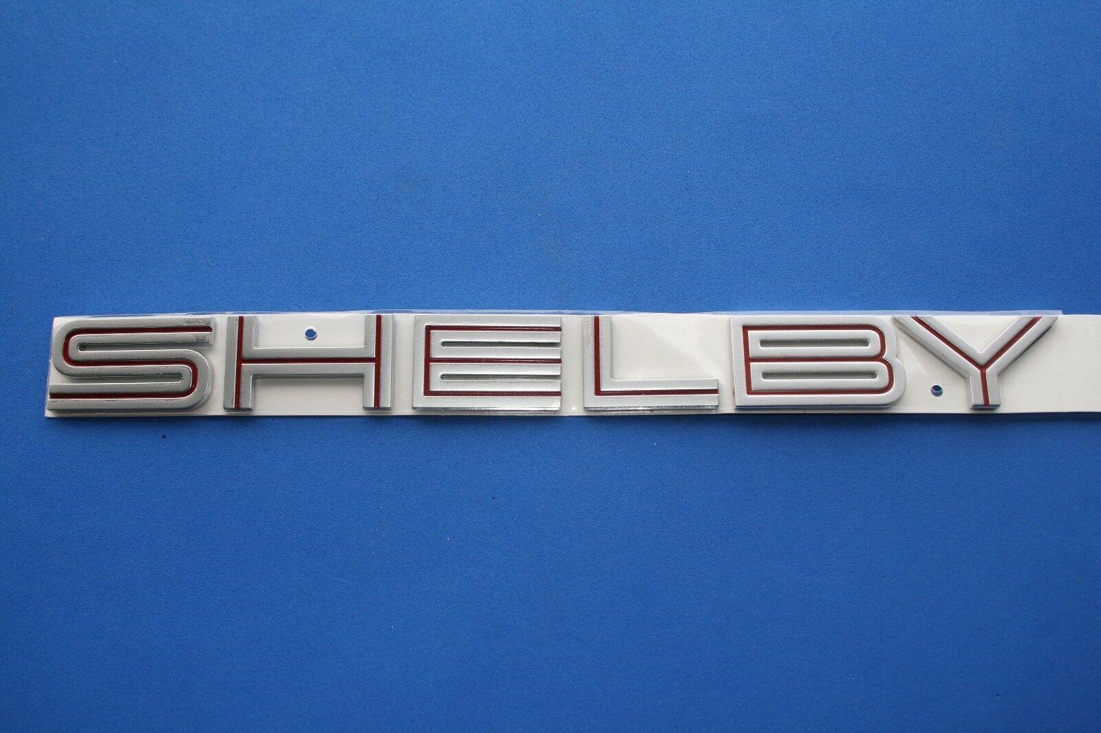 Brand New OEM NAME PLATE 7R3Z-6342528-AB |6342528|