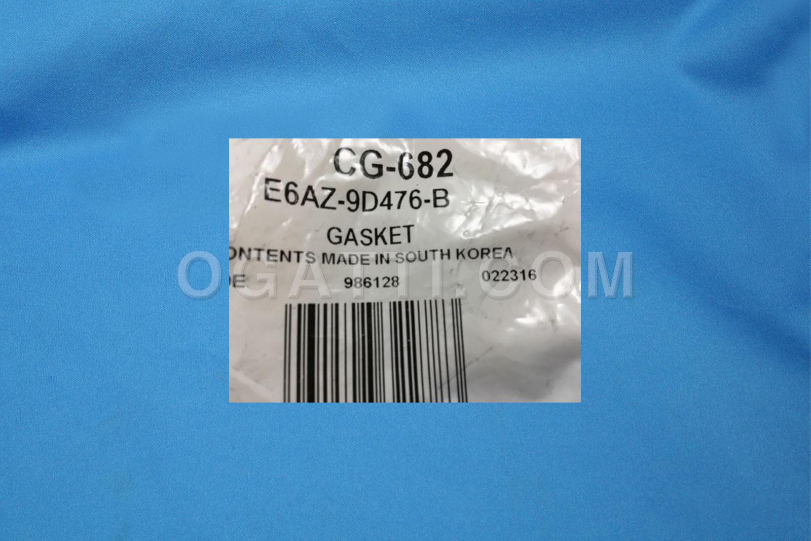 Brand New OEM GASKET E6AZ-9D476-B |9D476|