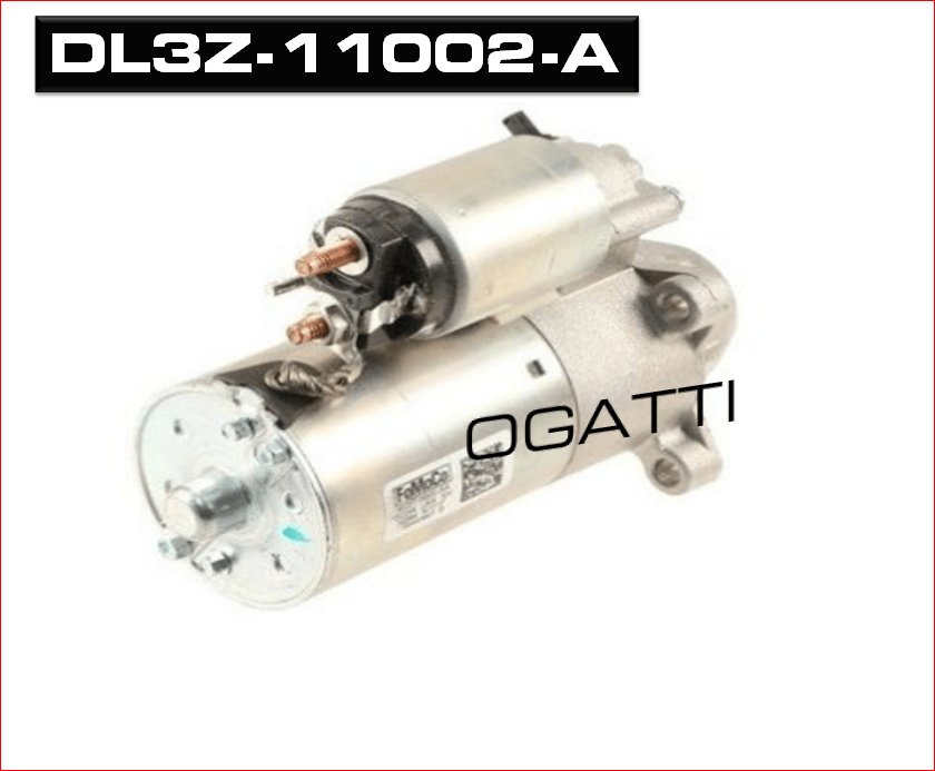 Brand New OEM STARTER MOTOR ASY DL3Z-11002-A |11002|