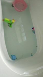 お風呂場の写真