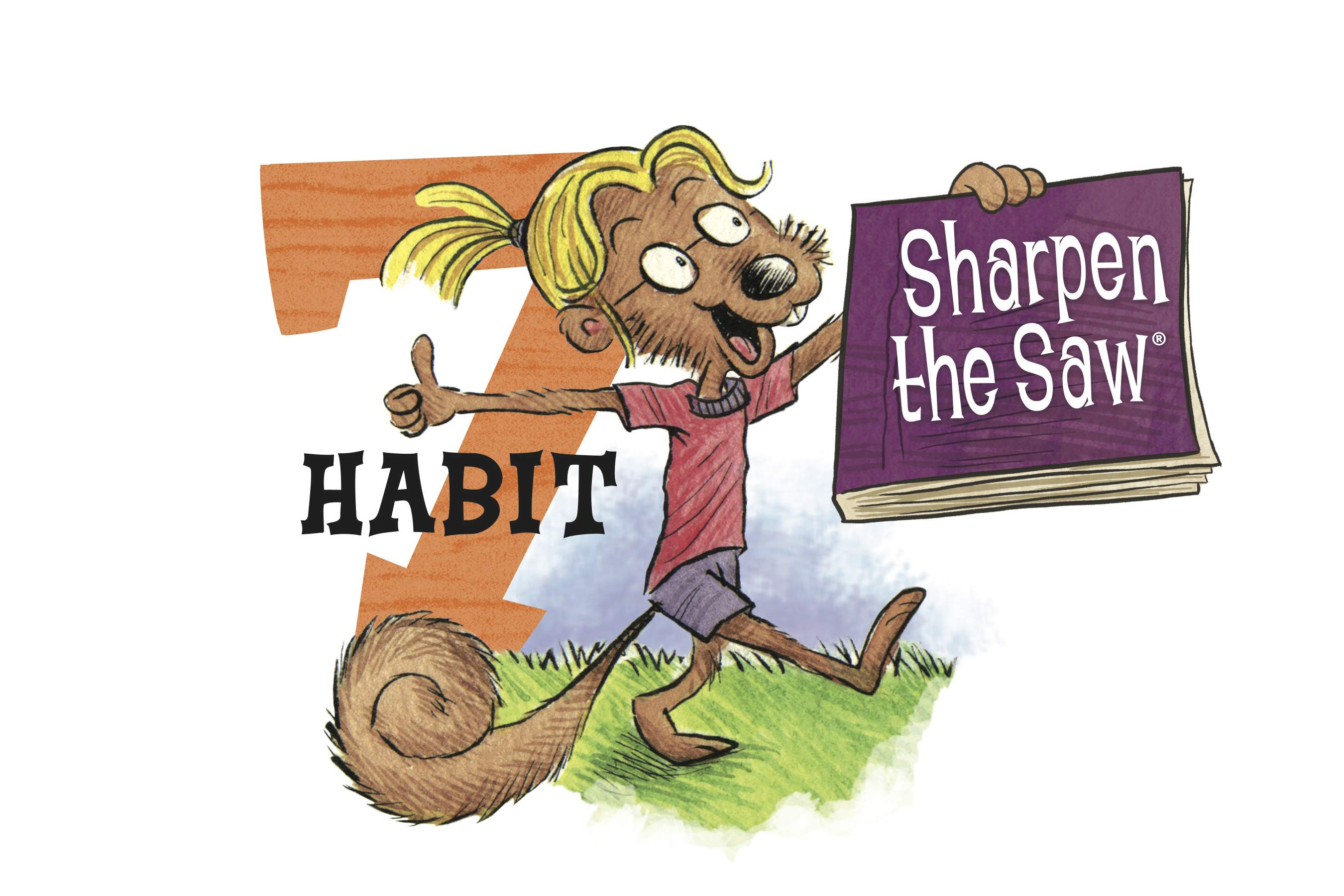 The Seven Habits Habit 7 Sharpen The Saw Ogden Preparatory Academy