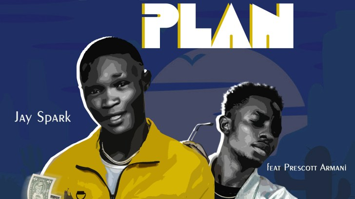 Jay Spark ft Prescott Armani - God's plan
