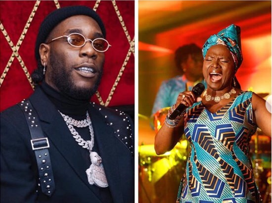 Burna Boy was not cheated on the Grammy award (see reasons)