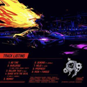 Olamide 999 Full tracklist
