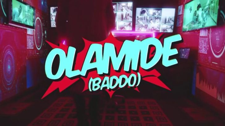 Olamide - Wonma