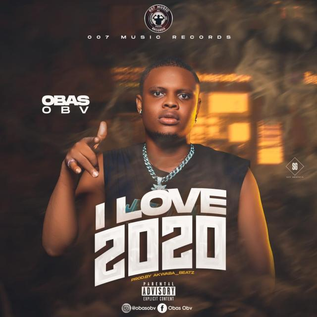 Obas Obv - I Love 2020