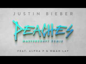 Justin Bieber ft Omah Lay x Alpha P - Peaches Remix