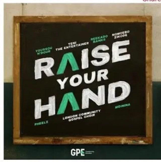 Reekado Banks ft Teni - Raise Your Hands