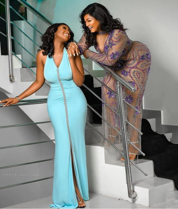 View stunning birthday pictures of Omosexy and her look-alike daughter, Meraiah Ekeinde