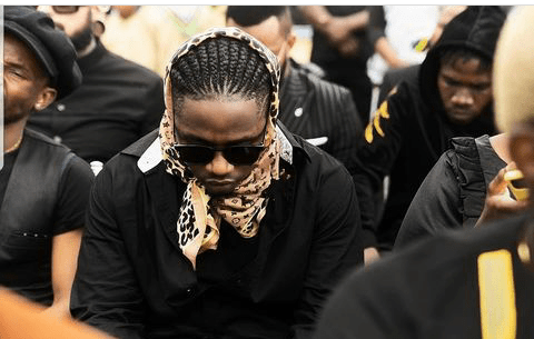 Here is what Tanzanian Artiste, Rayvanny just revealed, that is causing loads of reactions…