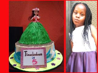 Birthday cutie-Tinuolaoluwa Badmus