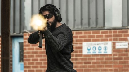 Dylan O'Brien as Mitch Rapp in AMERICAN ASSASSIN to be released by CBS Films and Lionsgate.