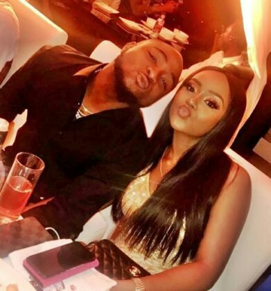 """You are currently viewing SHUT UP! DAVIDO'S GIRLFRIEND """"CHIOMA ROWLAND"""" TELLS NIGERIANS…"""