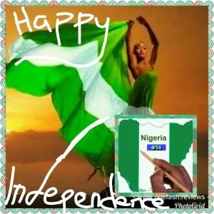HAPPY INDEPENDENCE NIGERIA!