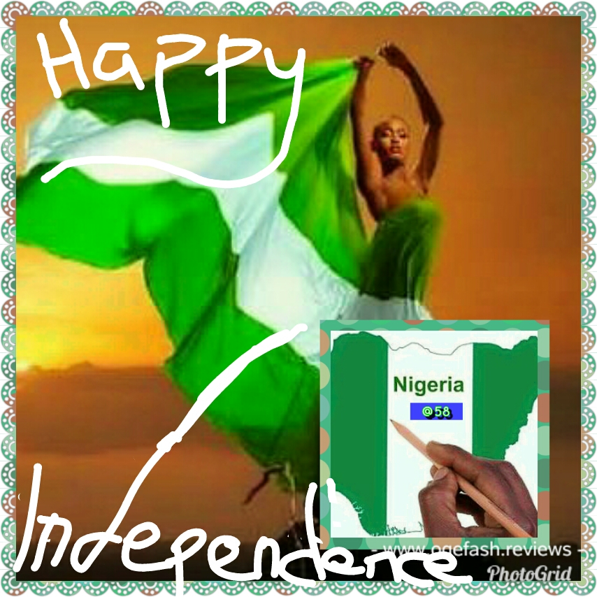 You are currently viewing HAPPY INDEPENDENCE NIGERIA!