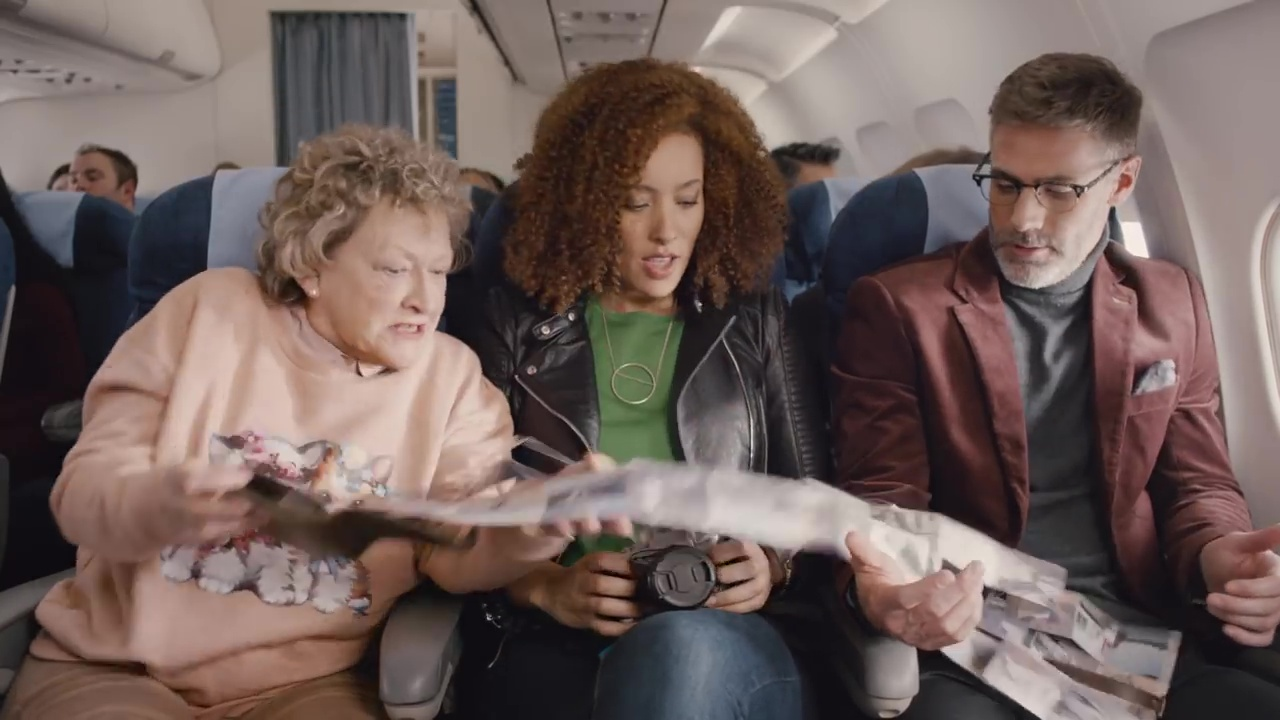 """ADVERT REVIEW: MENTOS NOW MINT'S AIRPLANE ADVERT """"CONCISE AND CLEAR!"""""""