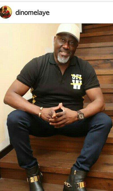 NIGERIANS ATTACK SENATOR DINO MELAYE AGAIN FOR CALLING ATIKU THE NEXT PRESIDENT!